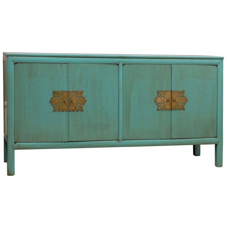 Great A Multi Purpose Asian Inspired Cabinet By Long Time Century Furniture  Company Designer Ray Sabota