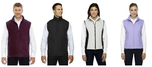 Popular Ash City Vest for Men and Women from NYFifth
