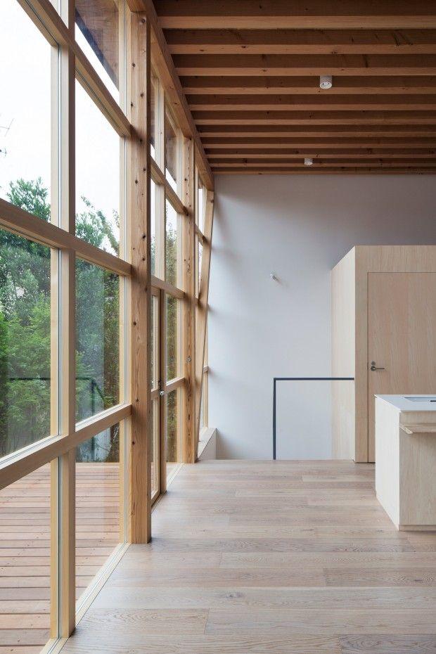 Maison Préfabriquée Japonaise Minimaliste