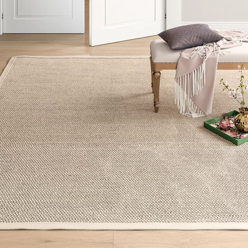 Beachcrest Home Tallowick Marble Beige Area Rug Reviews Wayfair Area Rugs Wool Area Rugs Natural Area Rugs