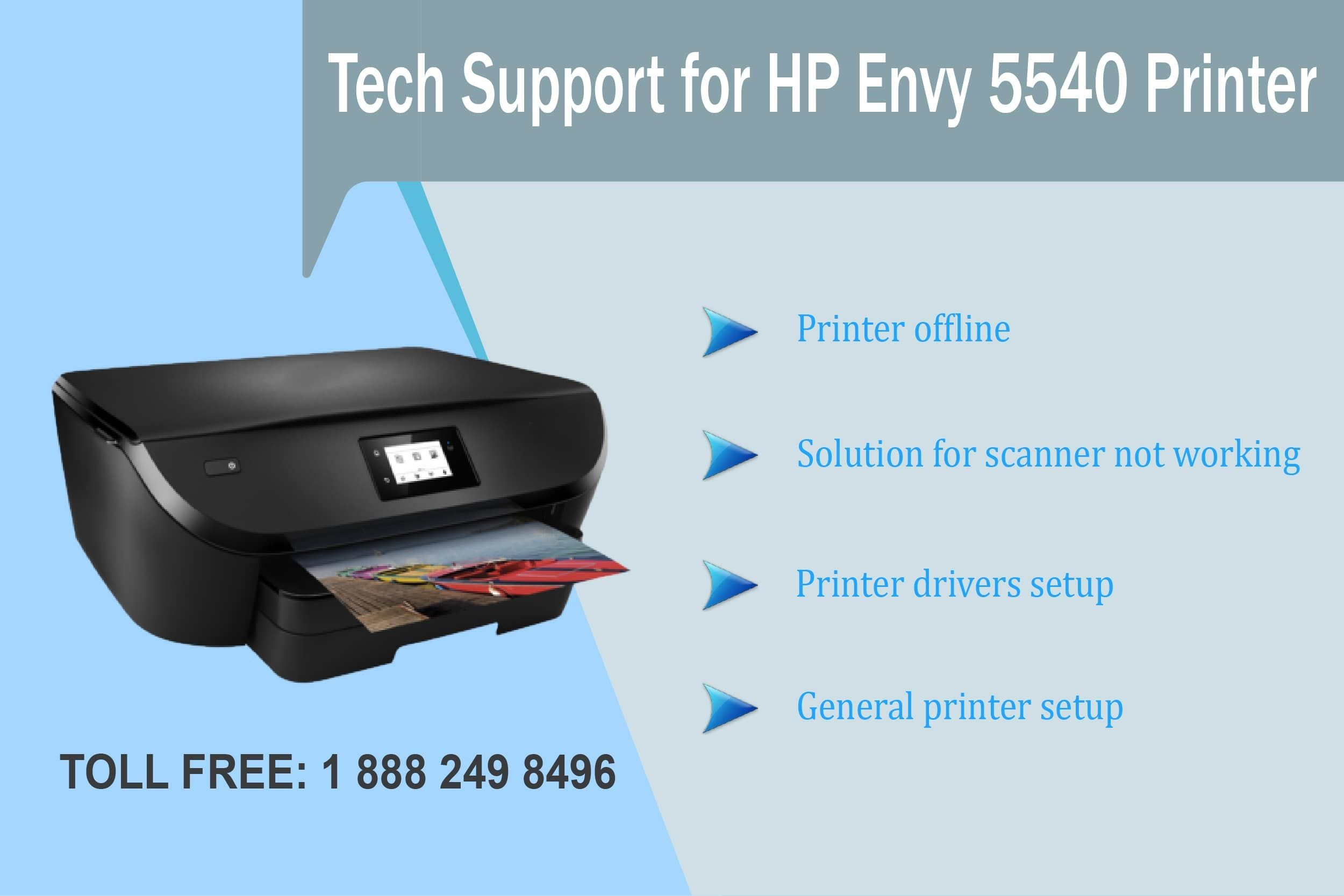 The Hp Envy 5540 Is A Photo And Document Multifunction Printer That