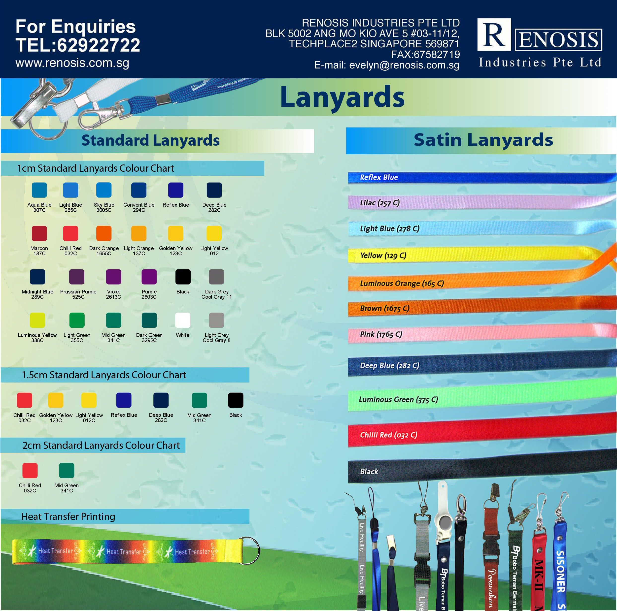Cheap lanyards supplier in singapore more infohttps