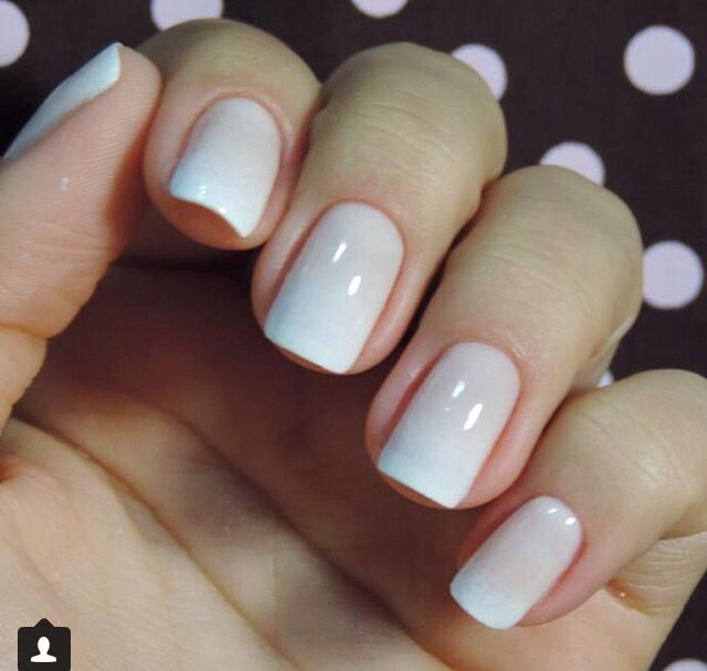 Blanco   Colores   Pinterest   Manicure, Nail nail and Makeup