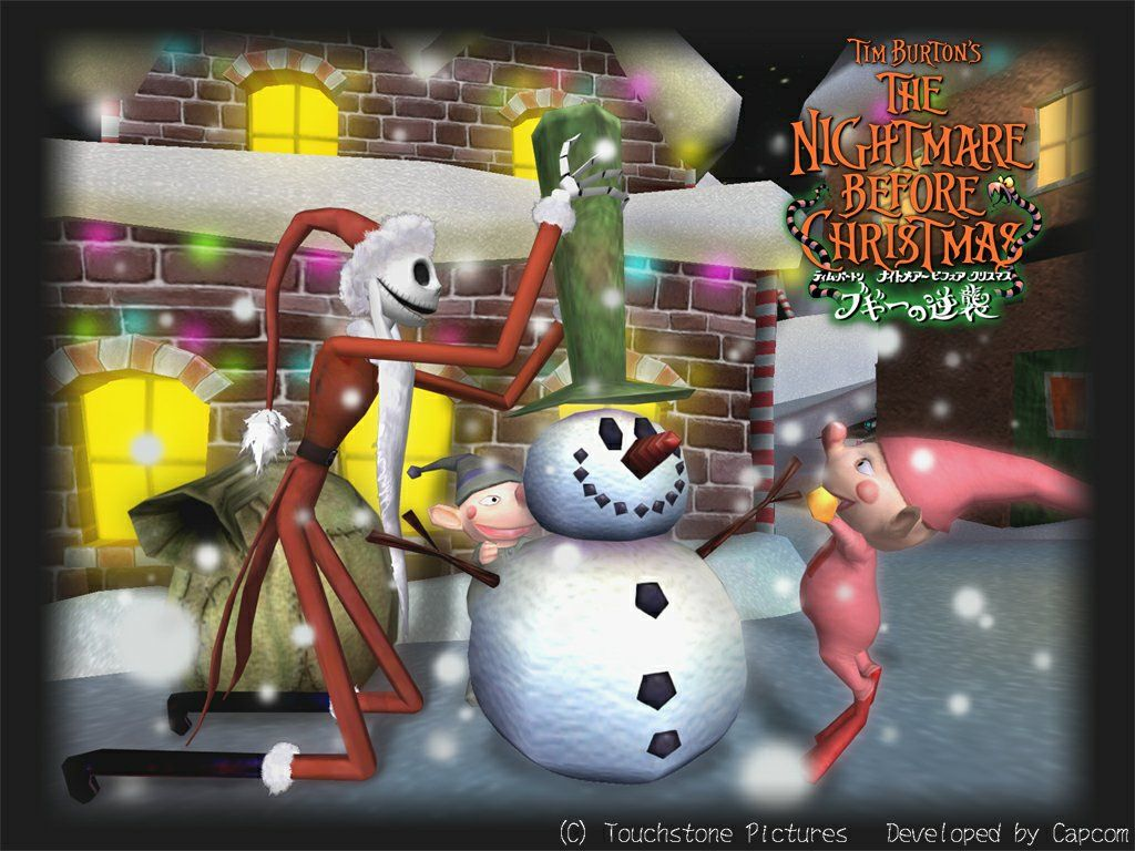 The Nightmare Before Christmas Nightmare Before Christmas Nightmare Before Christmas Wallpaper Nightmare Before Christmas Christmas Wallpaper