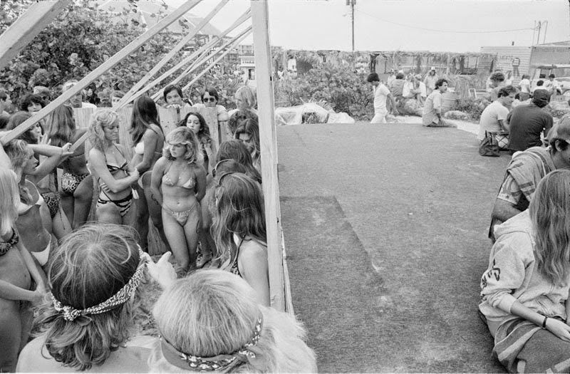 In Pictures Spring Break And Vintage On Pinterest: Spring Break In Daytona Beach, Florida In The 1980s