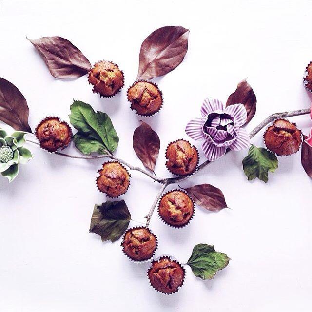 Fall in love! Storie, colori, ricordi, molte foglie e muffins a colazione 🍁🍂🌾 Buon martedì a tutti!
