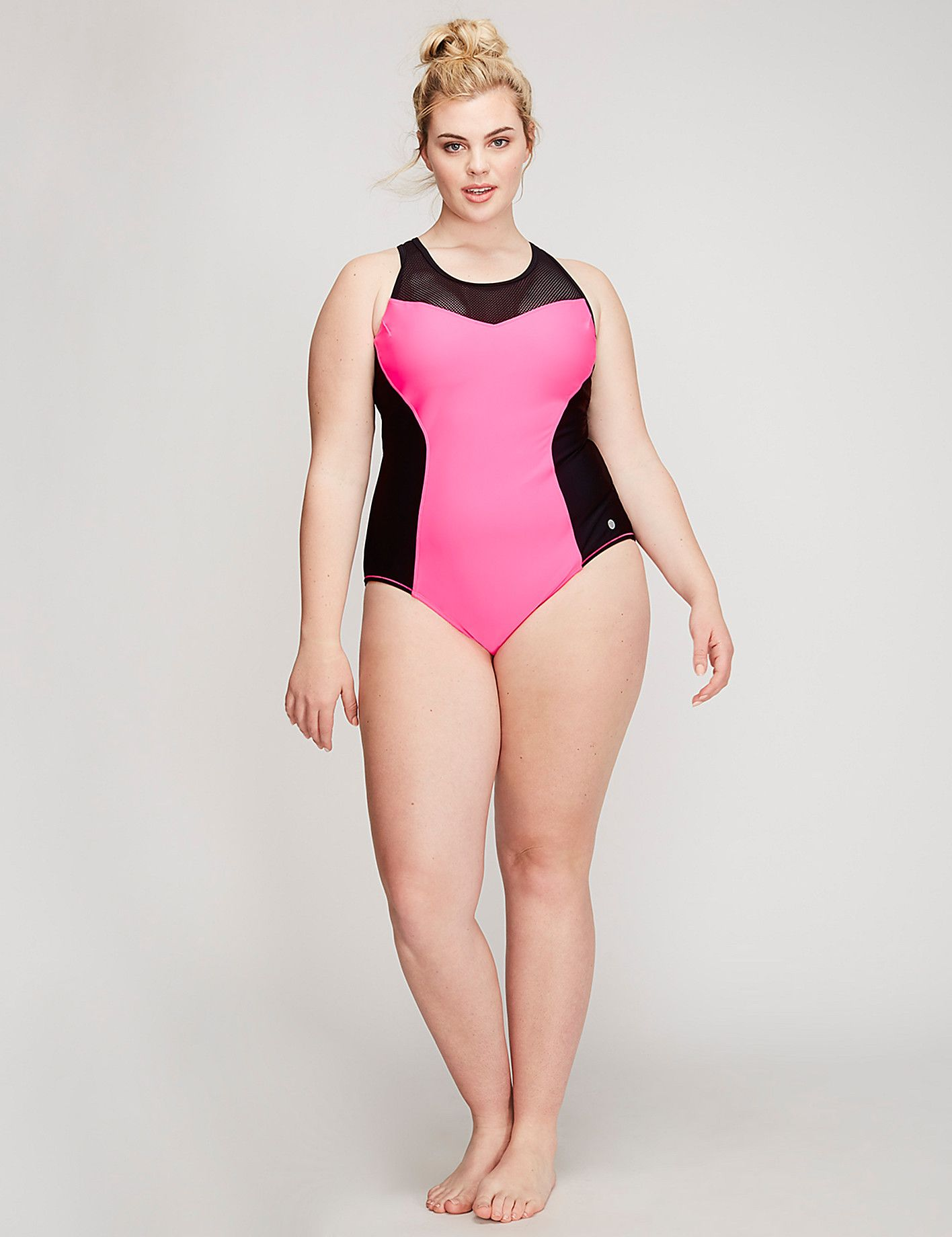 c1f4234fa2a Pin af Alison Scribailo på Style Board | Plus size swimsuits, Lap ...