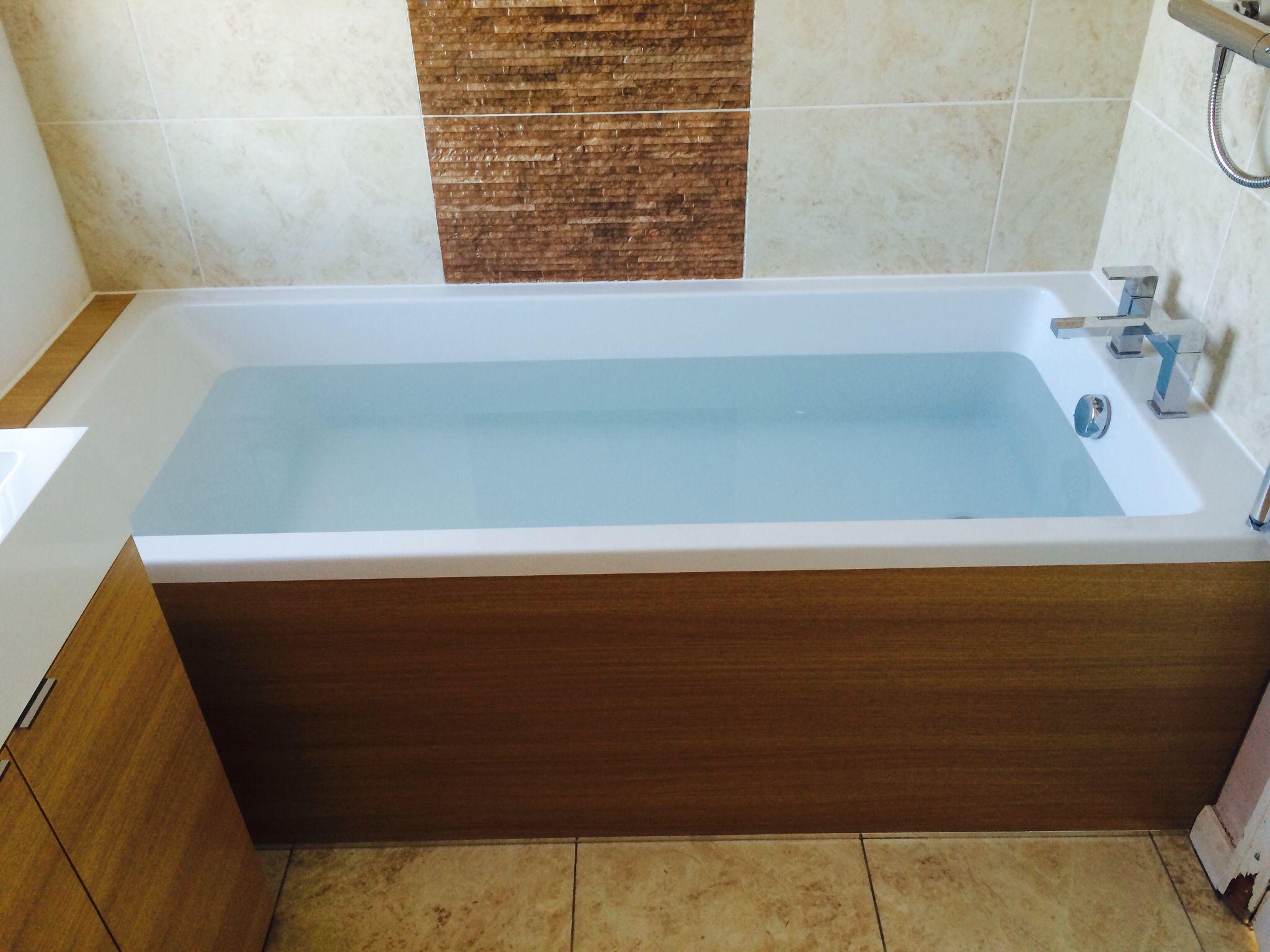 Wooden bath panel | Baths | Pinterest | Bath panel, Bath and House