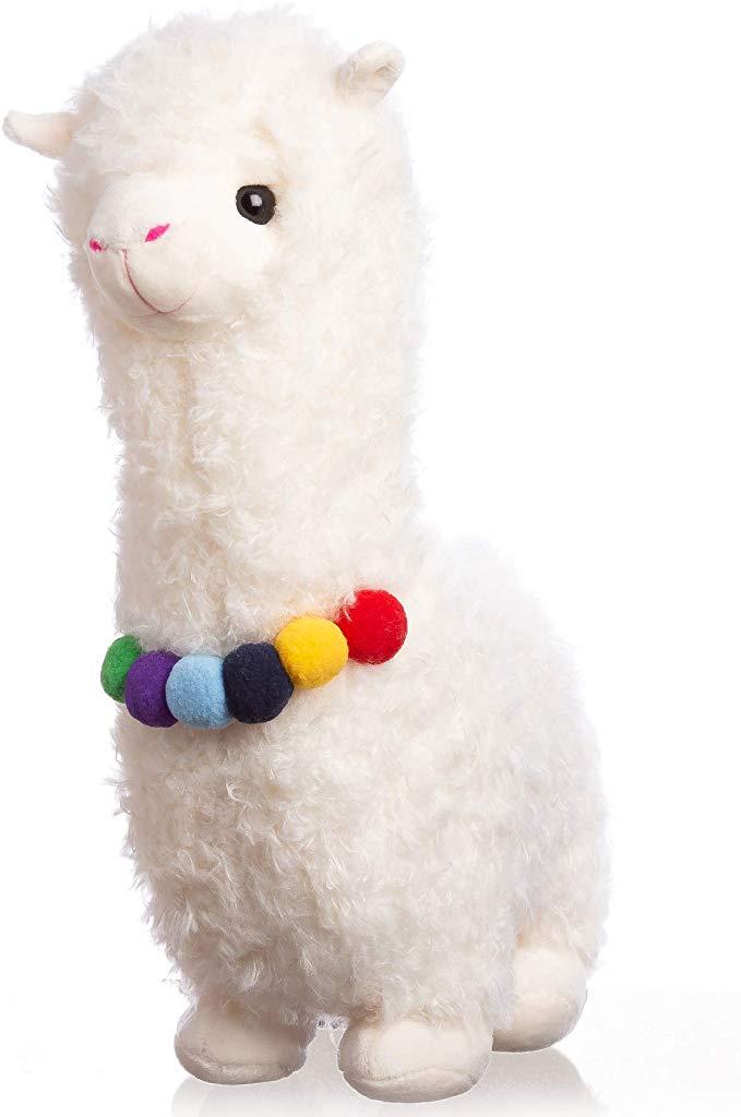 Amazon Com Llama Stuffed Animal Llama Gifts For Women Party Alpaca Pillow With Led Color Changi In 2020 Llama Stuffed Animal Llama Gifts Teddy Bear Stuffed Animal