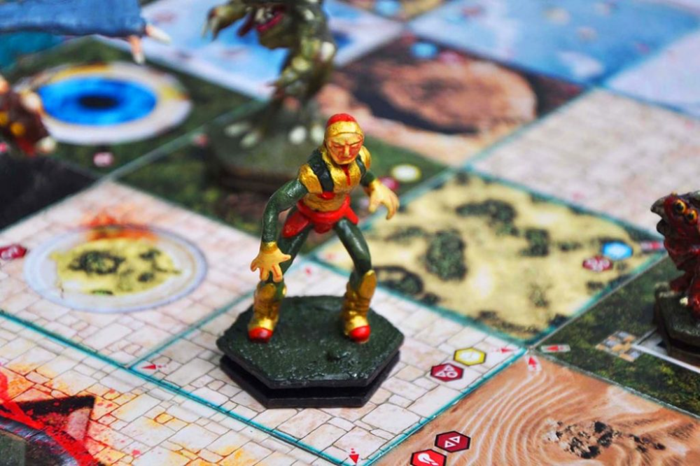 Find out why Gloomhaven is the best dungeon crawling board