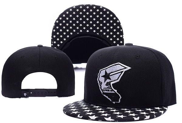 Unisex Famous Stars and Straps Adjustable Baseball Snapback Caps Hats