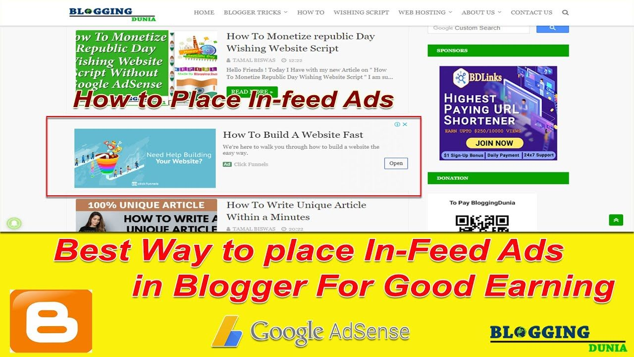 How To Make Money From Google Ads On My Website