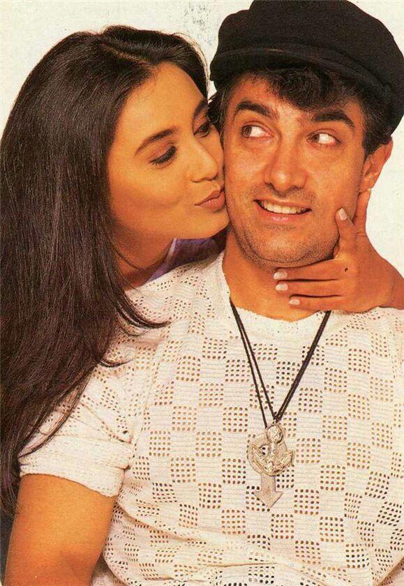 Aamir khan rani mukherjee dating