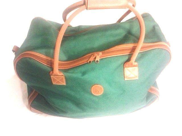 Ralph Lauren Weekender, Carry On, Duffel Bag #RalphLauren #DuffleGymBag  US $37.00