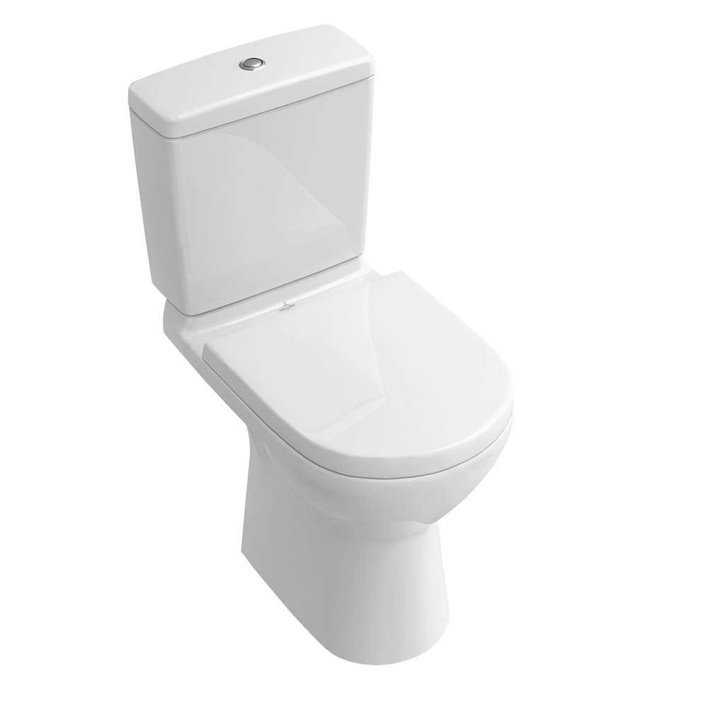Villeroy And Boch Back To Wall Toilet O Novo Duroplast 56611001 5760g101 9m396101 Toilet Cistern Back To Wall Toilets Toilet