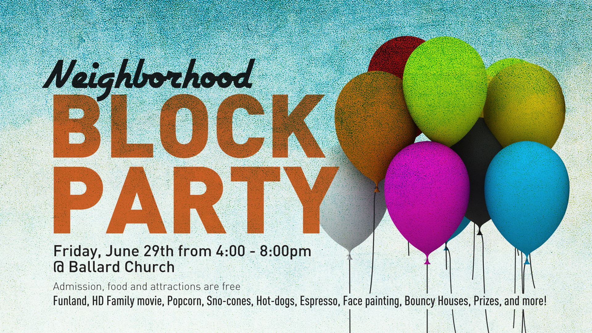 huge neighborhood block party block party pinterest