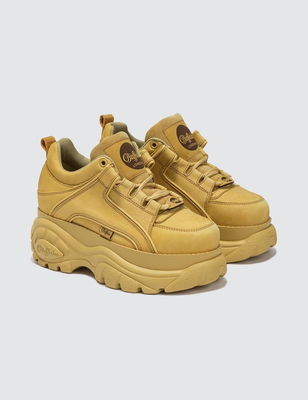 Buffalo London Buffalo Classic Sneakers  530bf9a0d33f0