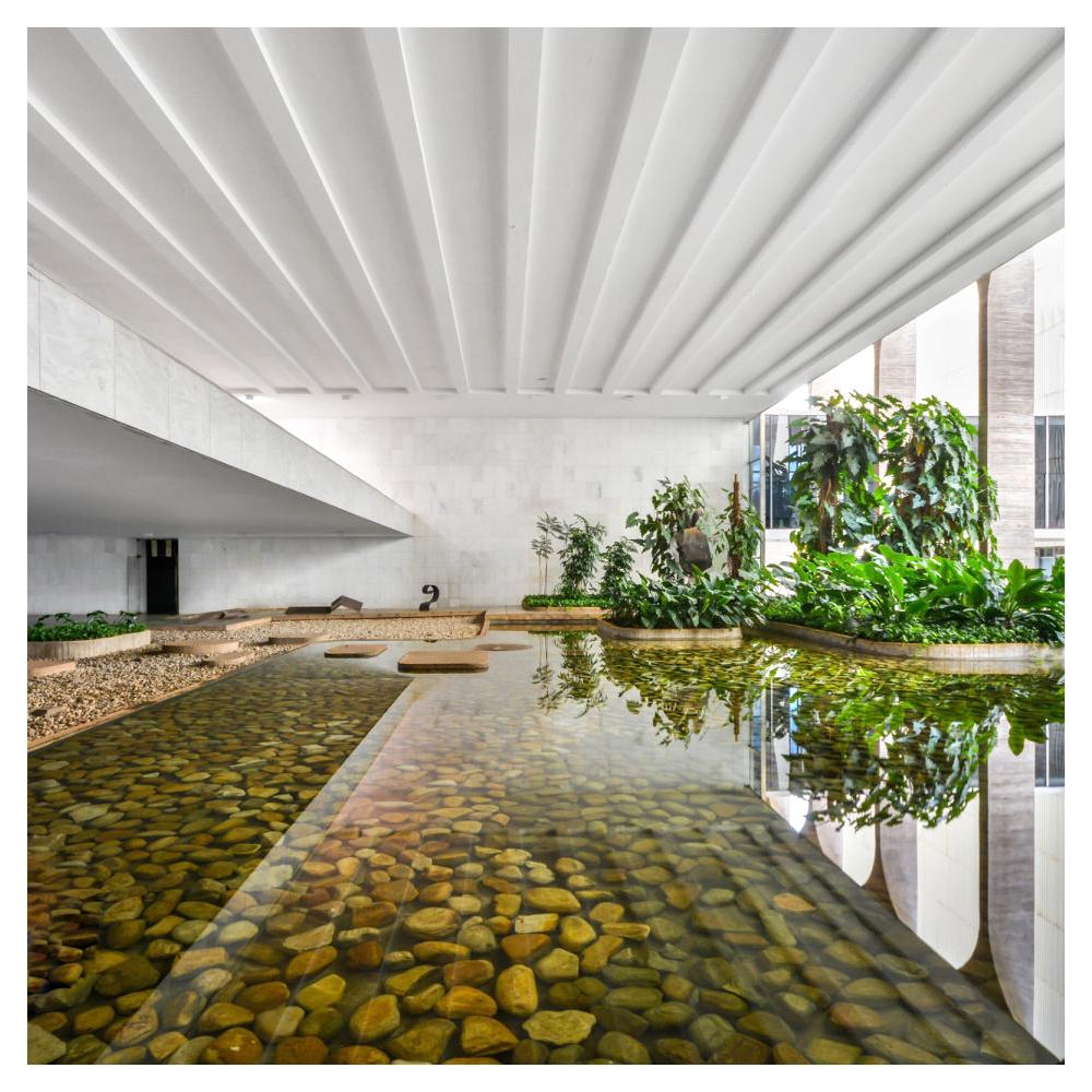 """styletaboo """"Oscar Niemeyer Palácio do Itamaraty"""