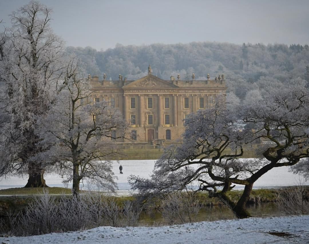 Thesixthduke Magical Picture Today From Chatsworthofficial Chatsworth Chatsworthhouse Derbyshire Statelyh Chatsworth Chatsworth House Magical Pictures