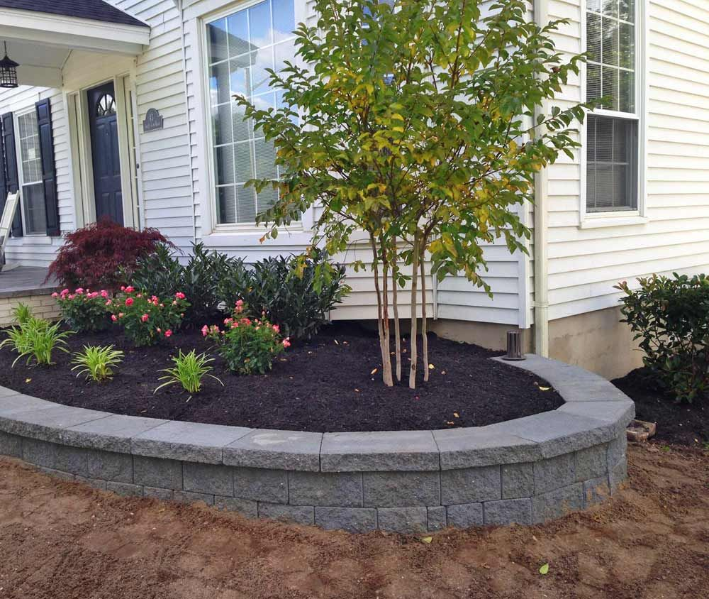 Charming Front Yard Retaining Walls Landscaping Ideas Part - 4: Image Result For Front Yard Retaining Walls Landscaping Ideas