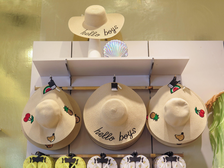 e1352b650faf5 Pin de Anabel Godoy em Summer hats