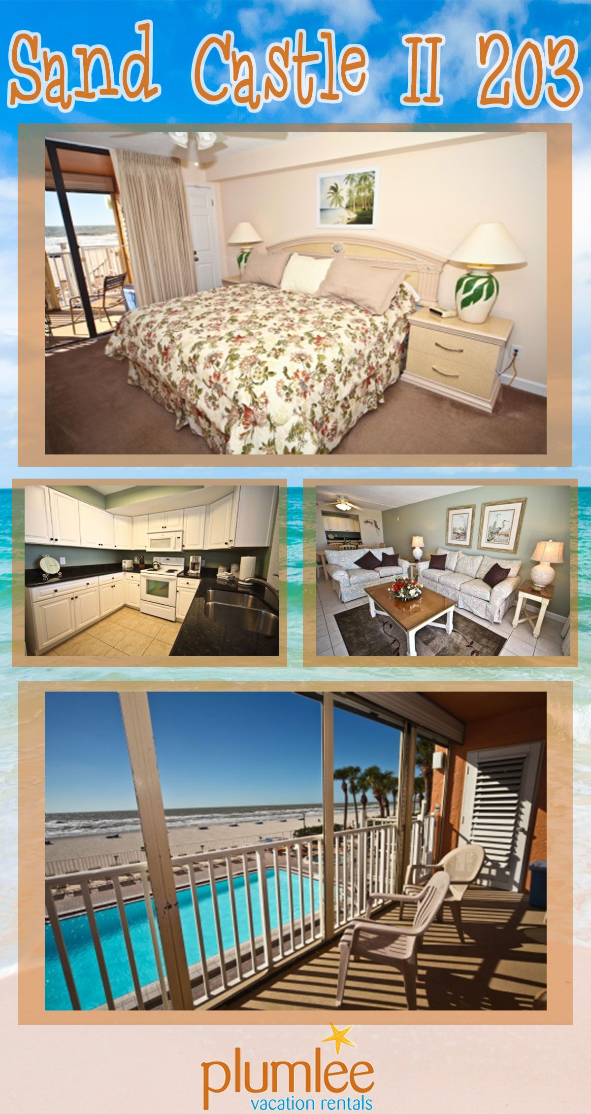 Availibility For Sandy Castle Gulf Shores Al Vacation Rental: This Condo Features Coastal Comfort With Incredible Gulf