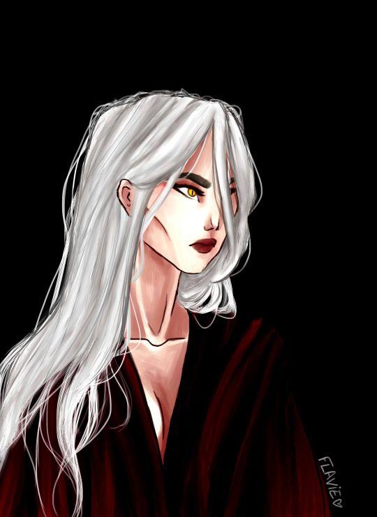 Manon Blackbeak by flaflavour on Tumblr