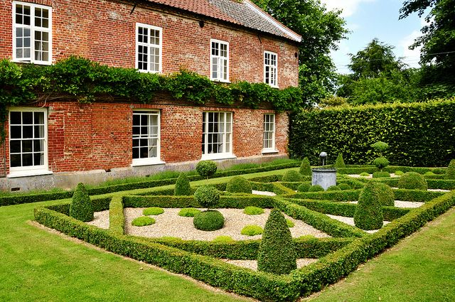 Swannington Norfolk British Garden Beautiful Gardens Garden Design