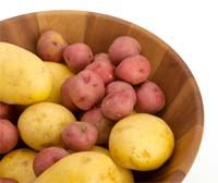 coconut oil potatoes - the aphrodisiac queen
