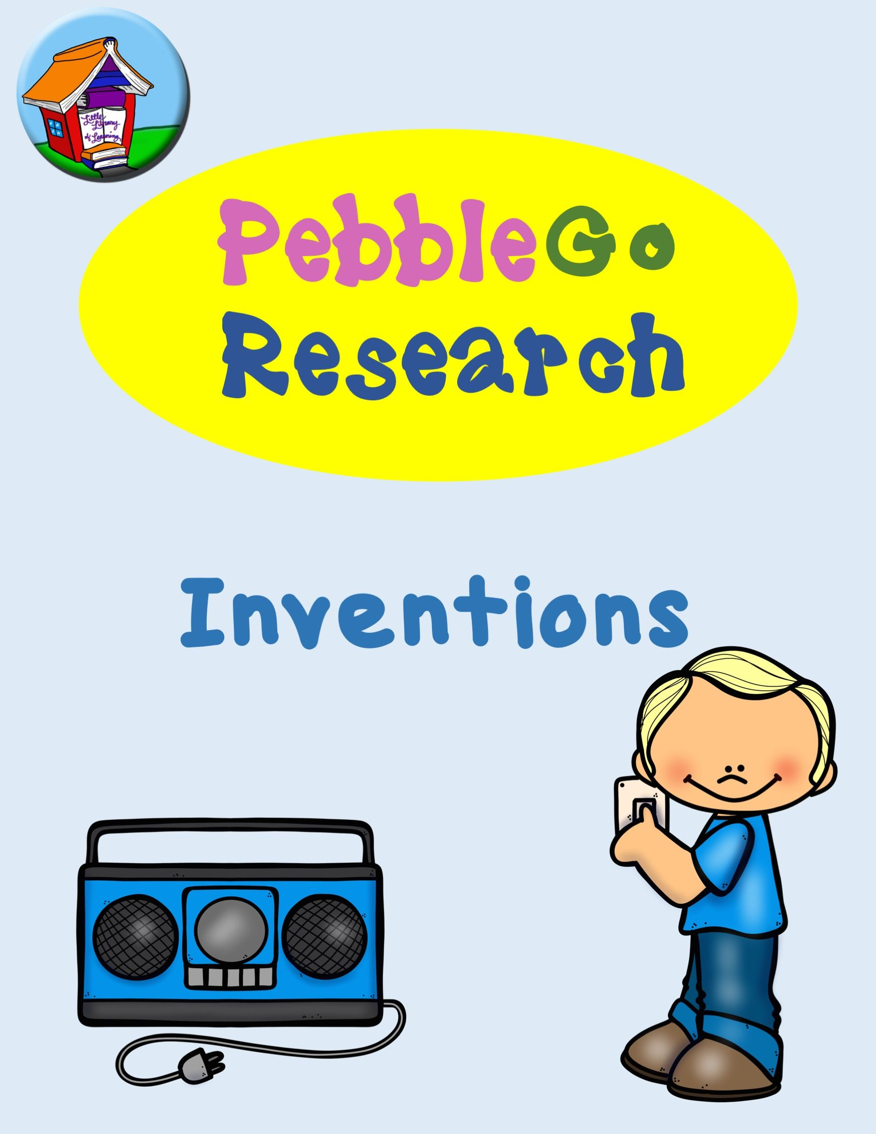 Pebblego Inventions Research