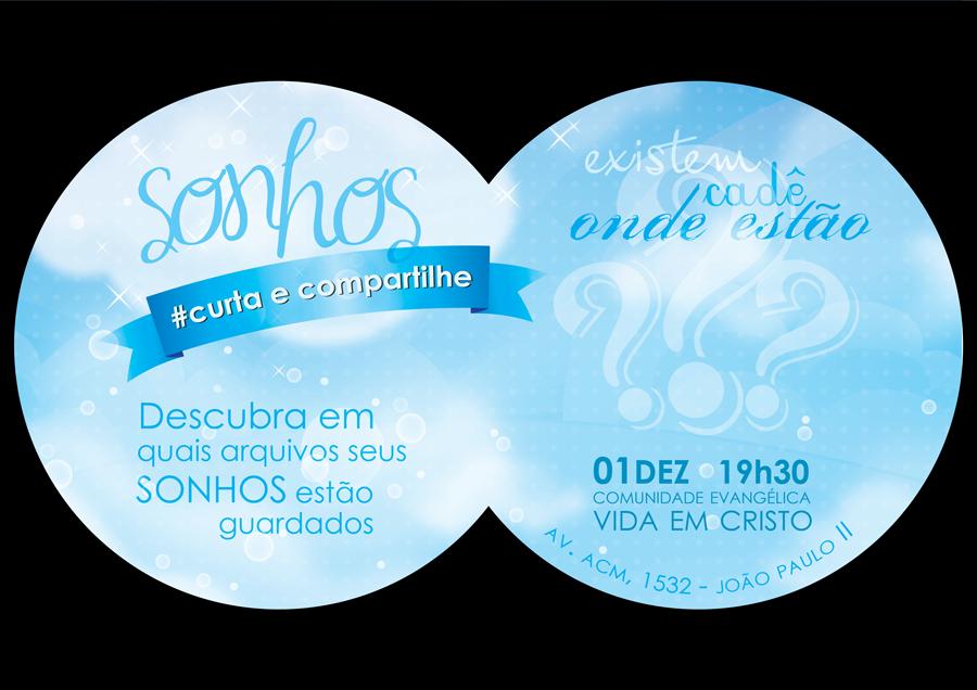 Sonhos  www.comaisdesign.com.br