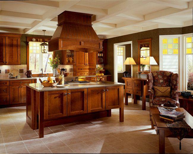 Kitchen Island Exhaust Hoods kraftmaid kitchen cabinets | kitchen ideas | kitchen islands