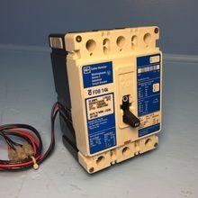 Cutler Hammer Fdb3060l 60a Circuit Breaker Glossy W Aux 480 600v Fdb3060 60 Amp Em1502 1 Breaker Panel Circuit Power Strip