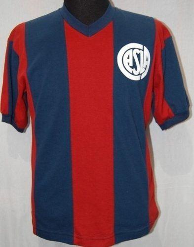 839030e66a751 Camiseta Titular Y Suplente San Lorenzo Retro 1972 - en MercadoLibre ...