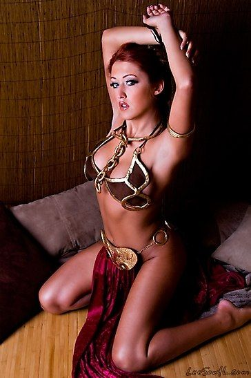 Lisa ann nude spread