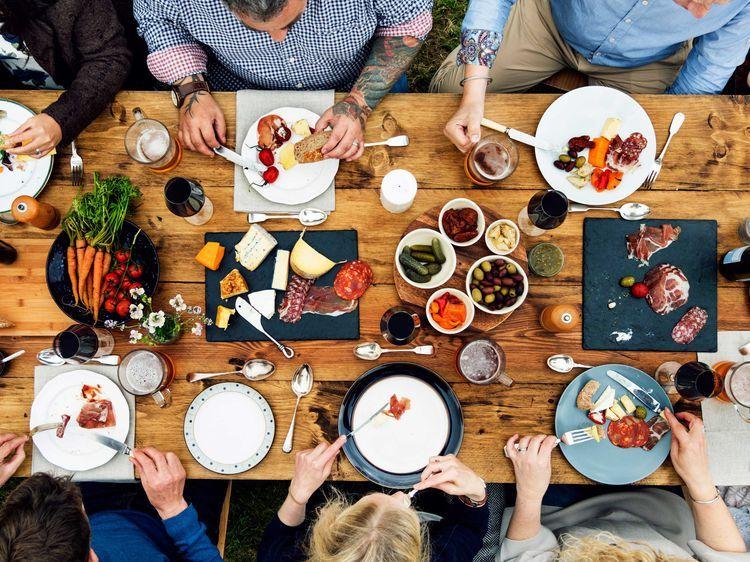 Idée Repas 10 Personnes Recettes : repas d'été pour 10 personnes | Idée repas pour 10