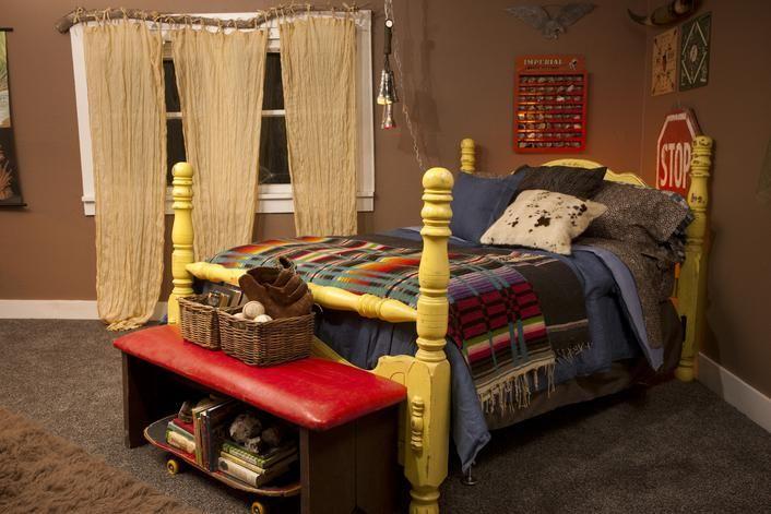 Best Super Fun Room For 9 Year Old Boy Modern Day Huck Finn 400 x 300
