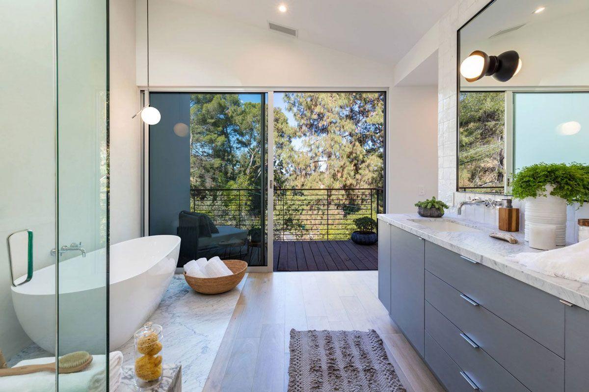 Bathroom home in laurel canyon los angeles bathroom pinterest