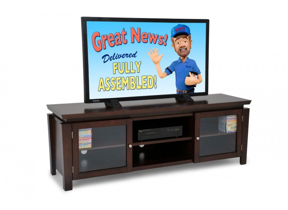 Somerdale Tv Console Tv Stands Entertainment Bob S Discount