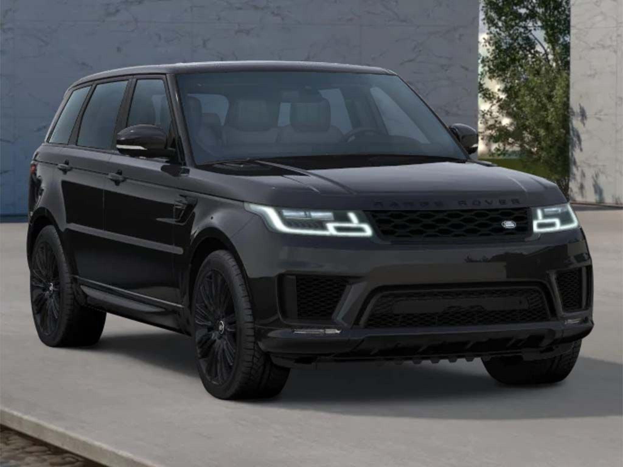Land Rover Range Rover Sport Hse Dynamic Black 404ps Auto For Sale Range Rover Sport Black New Range Rover Sport Range Rover Sport