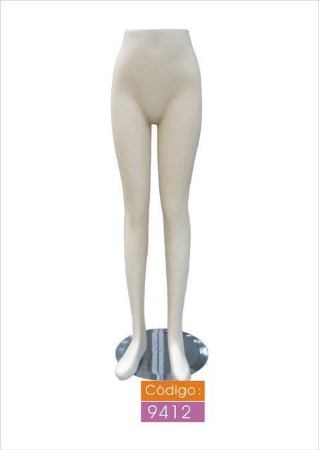 Piernas pantaloneas : 9412/918412 PIERNAS DE MANIQUI FEMENINA COLOR ...