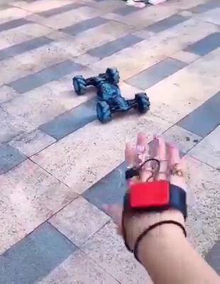 😱INSANE Gesture Controlled RC Car! 🔥SUPPLIES WON'T LAST⏰