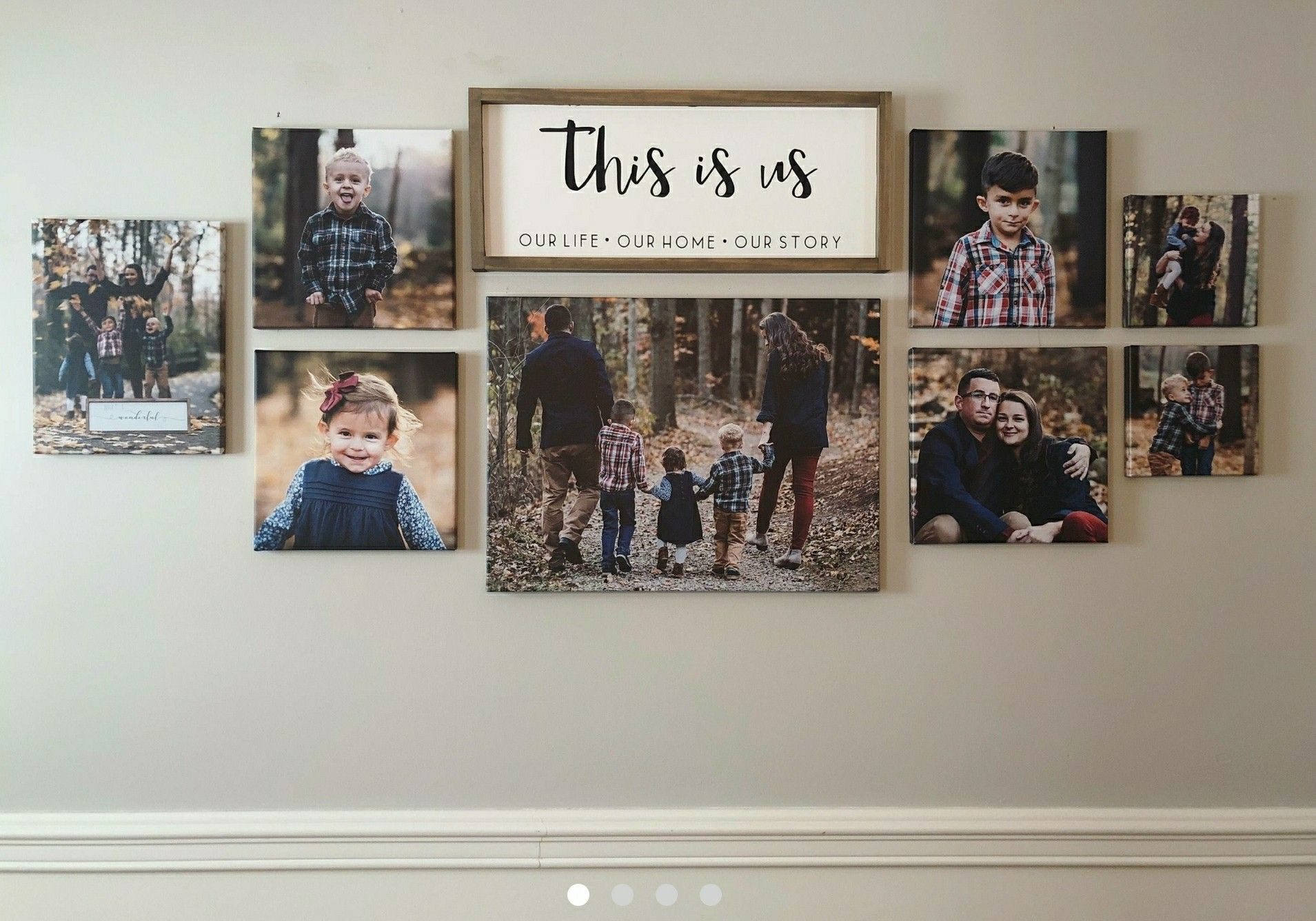 Pin By Sven Schaefer On Decoration Ideas Family Pictures On Wall