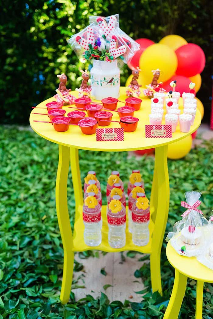 Picnic Themed First Birthday Party | Pinterest | Picnics, Themed ...