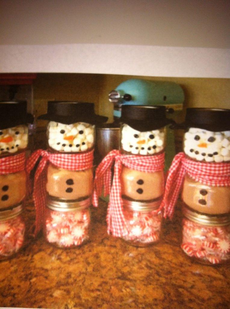 Cute idea with baby food jars | Baby food jar crafts, Baby ...