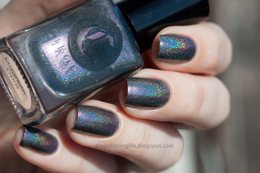 The Polishing Life: Cirque Magnum Opus swatches and review