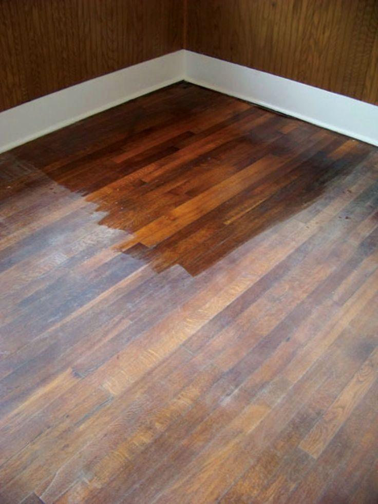 Old House Remodeling in 2020 Diy hardwood floors