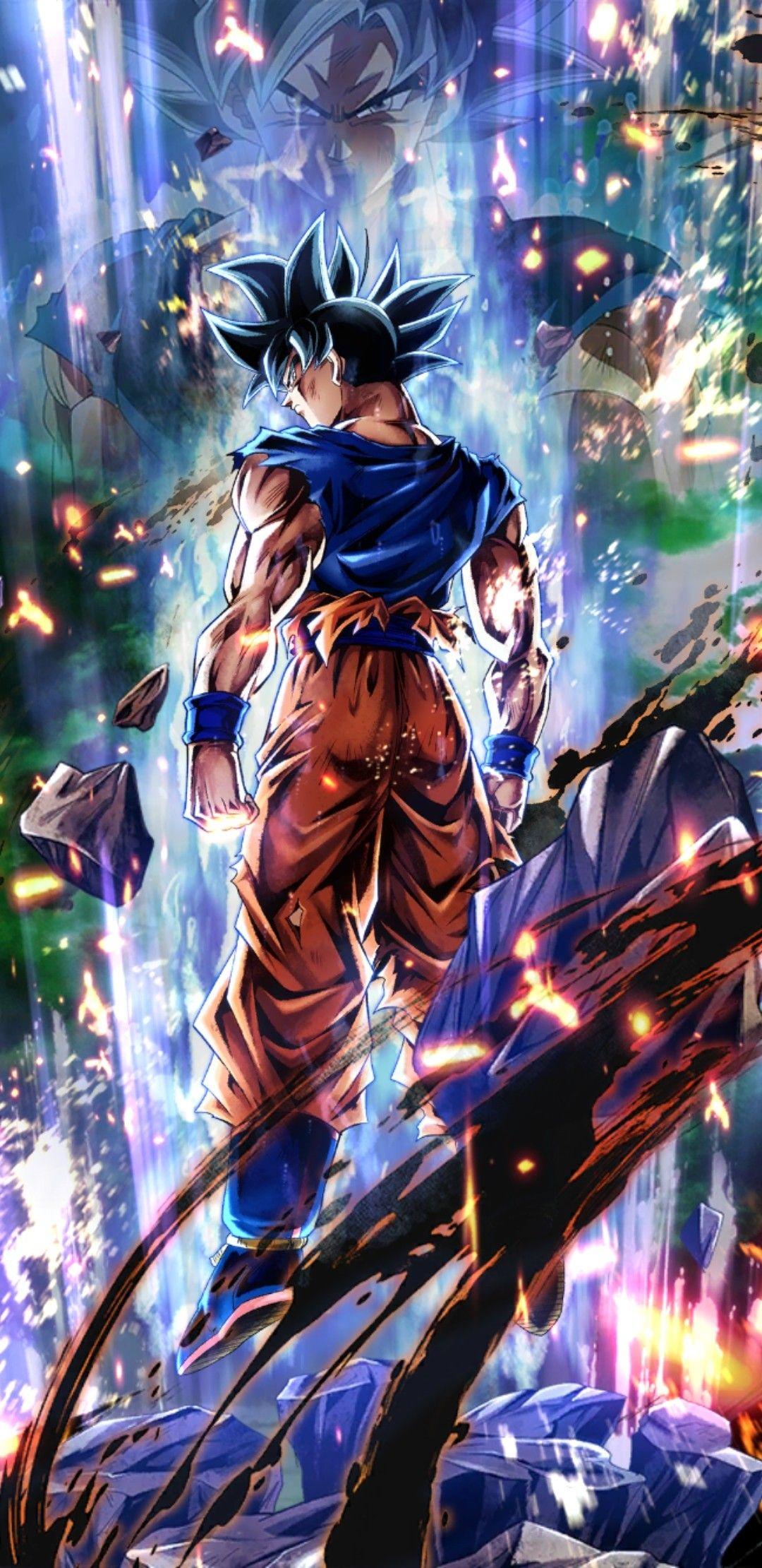Goku Ultra Instinto Dragon Ball Super Manga Dragon Ball Super Artwork Dragon Ball Art Goku