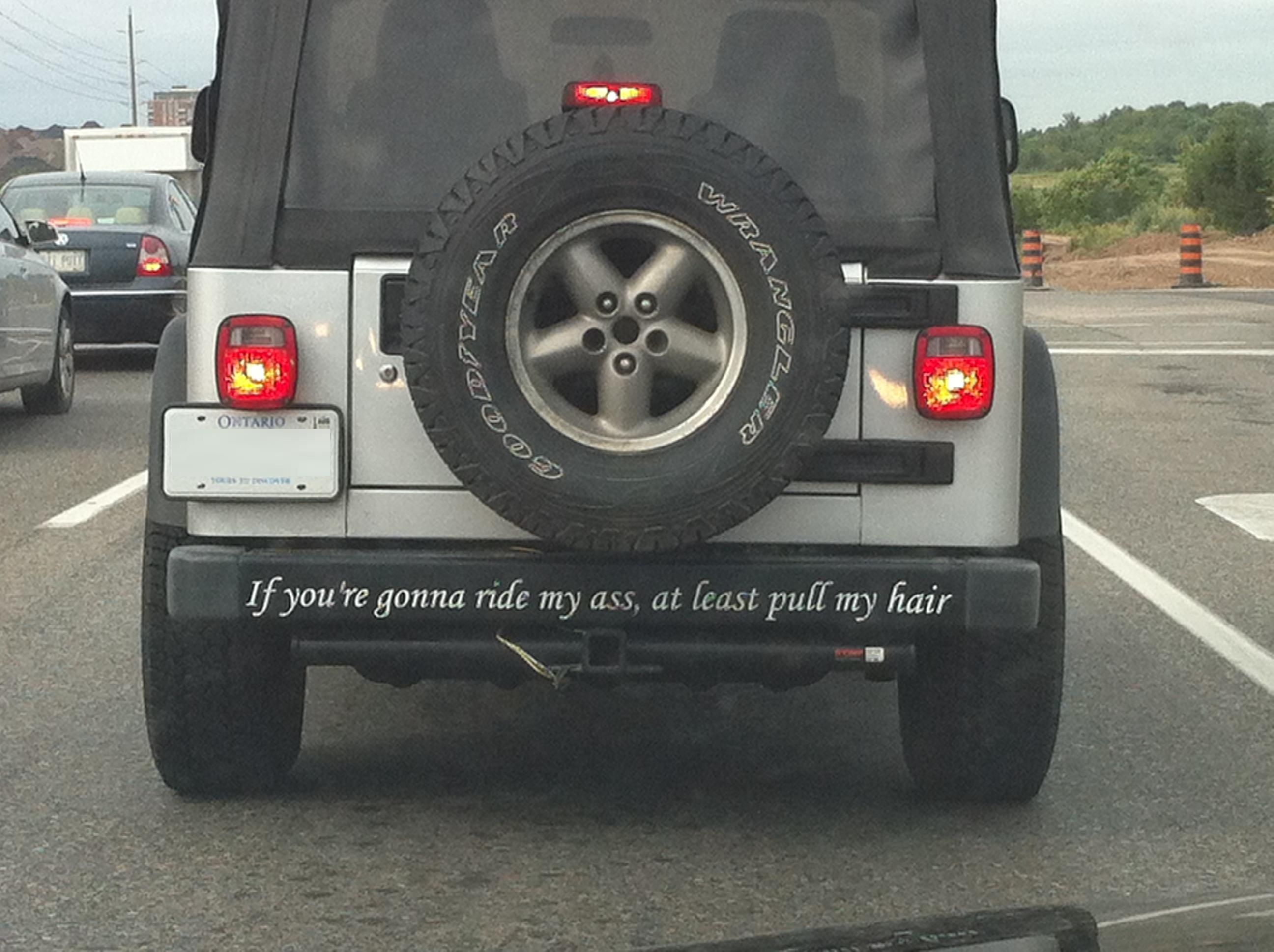 Jeep Bumper Stickers