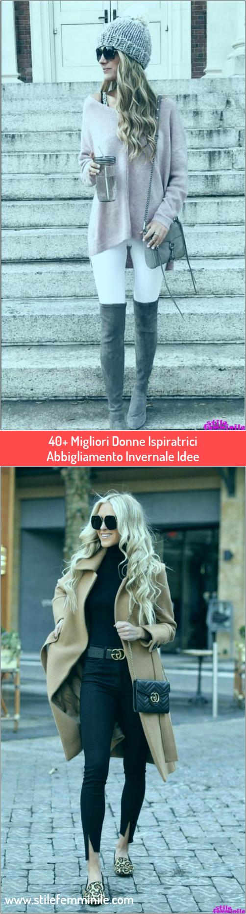 Photo of Fantastiche 40+ migliori idee ispiratrici per abbigliamento invernale da donna …
